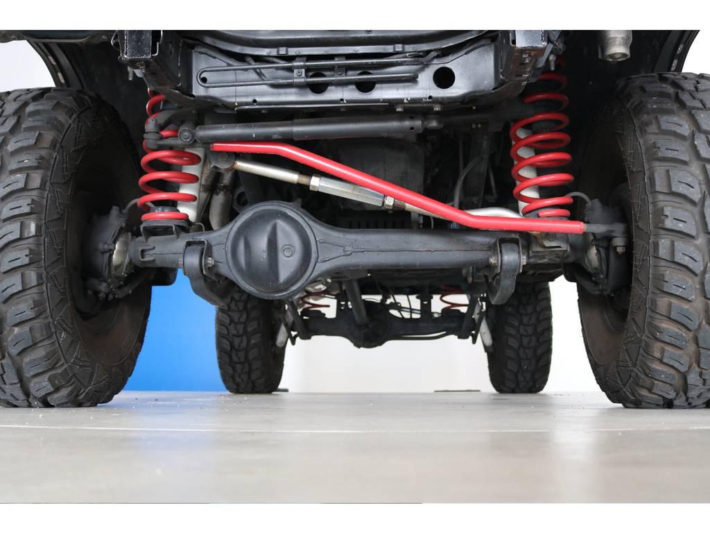 足廻り補正済み   トヨタ ランドクルーザー80 4.5 VXリミテッド 4WD 5インチUP クロカン仕様