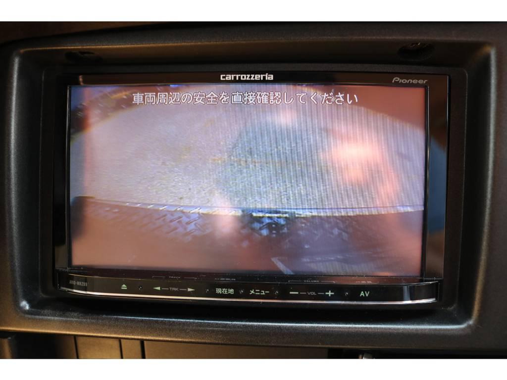 バックカメラも装着済みですので安心後方視界! | トヨタ ランドクルーザー60 4.0 VX ロールーフ角目 4WD ロールーフ オートマ SDナビ