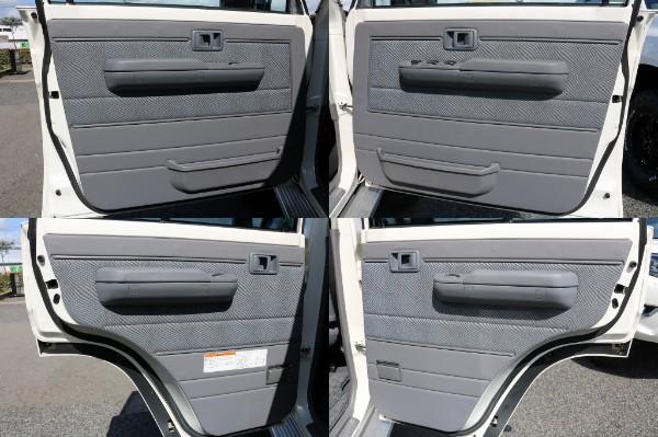 各部内張りコンディションも良好です! | トヨタ ランドクルーザー70 4.0 4WD 30thアニバーサリー