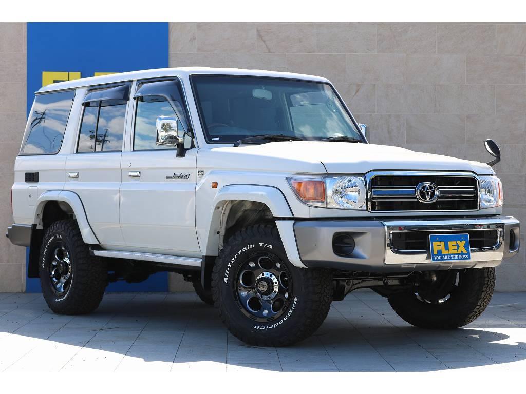 各種任意保険、オートローンも扱っておりますのでお気軽にご相談ください。 | トヨタ ランドクルーザー70 4.0 4WD 30thアニバーサリー