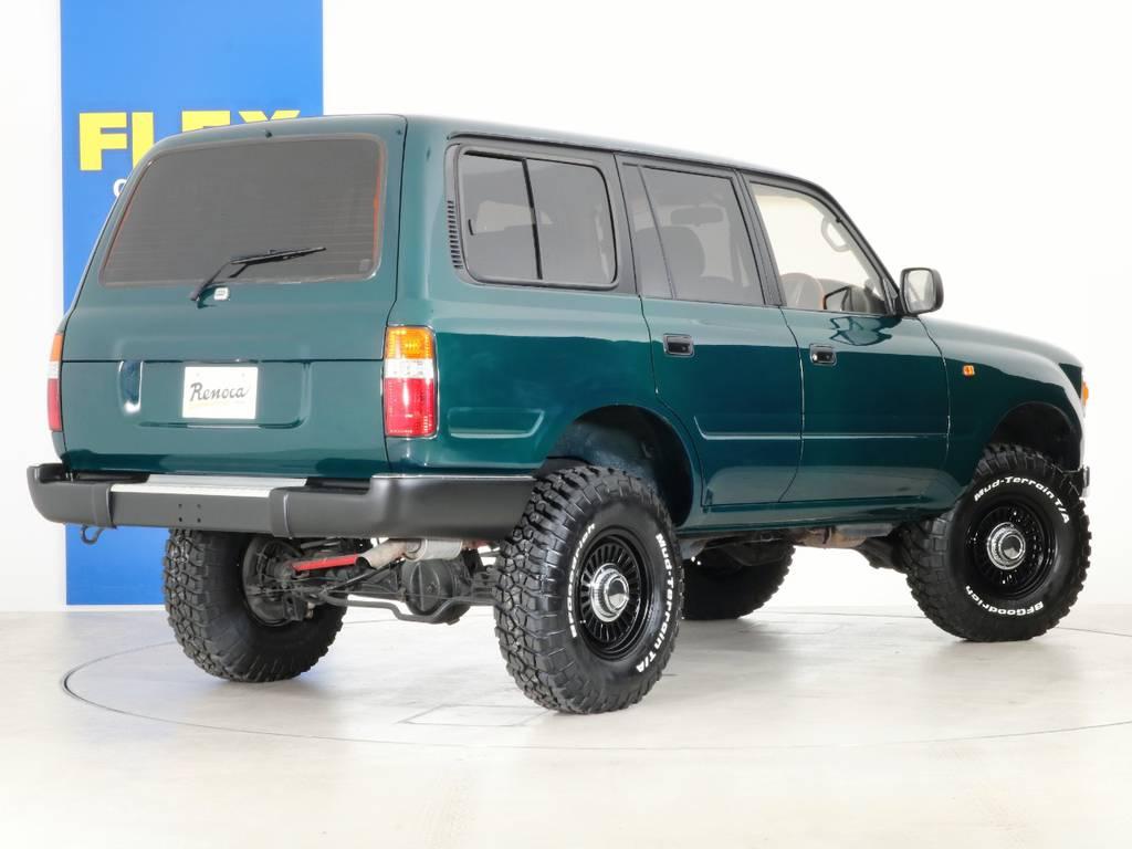 ご不明な点、ご質問等がございましたらお気軽にランクル千葉北店スタッフまでお聞きください。 | トヨタ ランドクルーザー80 4.5 VXリミテッド 4WD 『86』60フェイスチェンジ