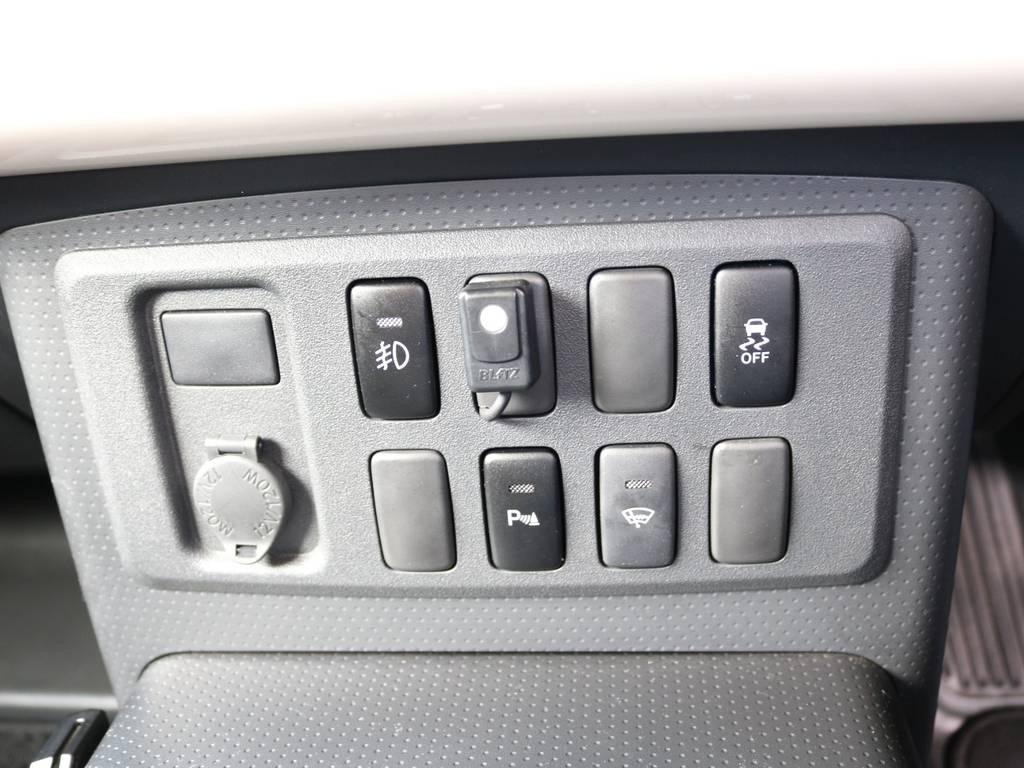 TVキットも装着済みです! | トヨタ FJクルーザー 4.0 4WD 新品20インチAW SDナビ