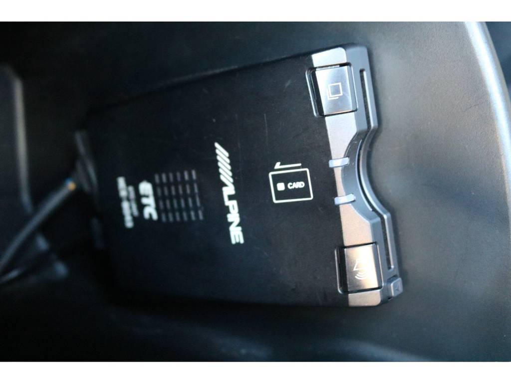 必需品のETC完備! | トヨタ FJクルーザー 4.0 4WD 2インチUP 4本出しマフラー