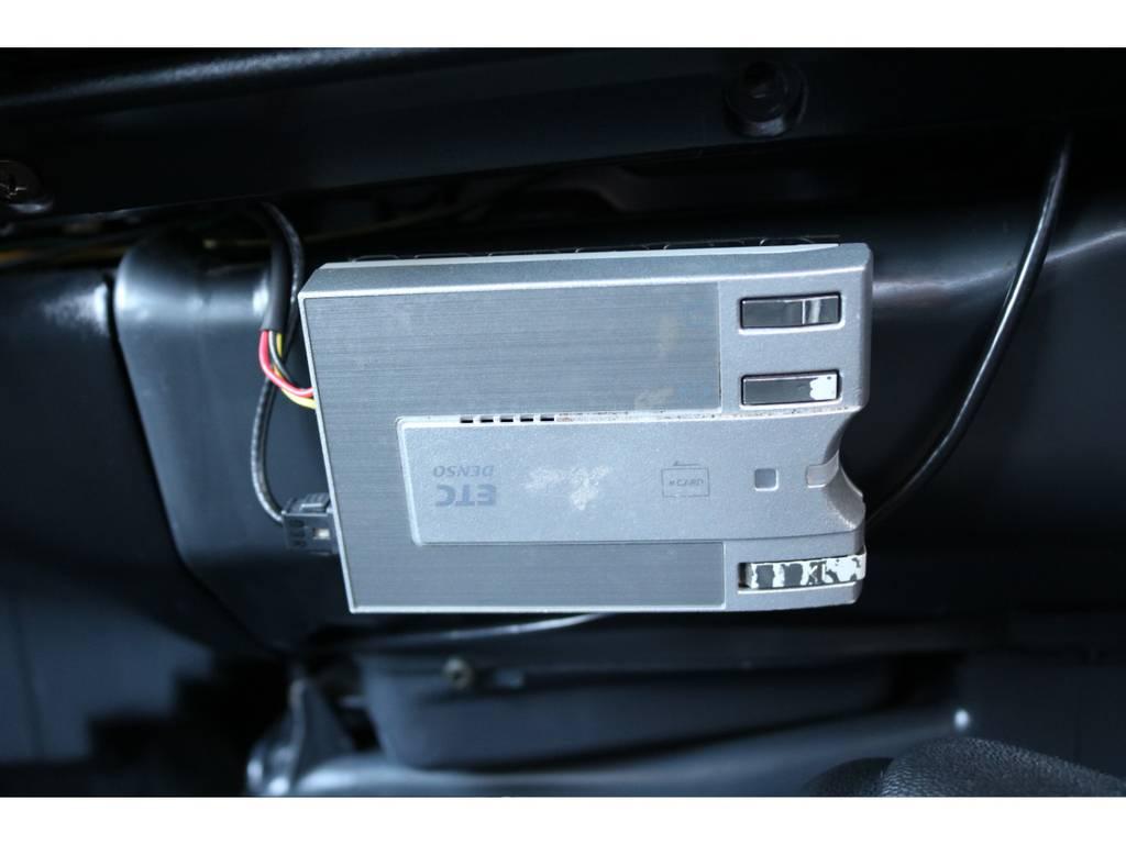 必需品のETCも装着済み!   トヨタ ランドクルーザー70 4.2 LX ディーゼル 4WD NOX・PM法適合車 76フェイス