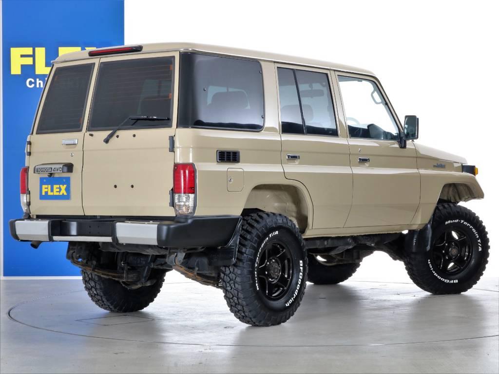 ご不明な点、ご質問等がございましたらお気軽にランクル千葉北店スタッフまでお聞きください。   トヨタ ランドクルーザー70 4.2 LX ディーゼル 4WD NOX・PM法適合車 76フェイス