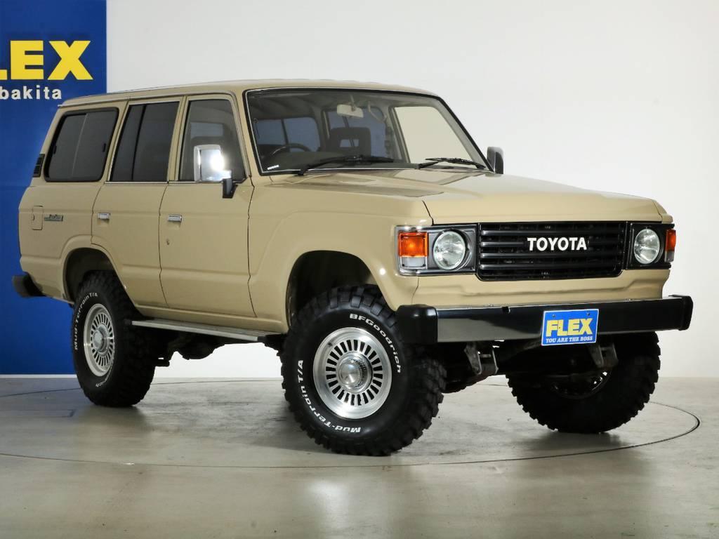 各種任意保険、オートローンも扱っておりますのでお気軽にご相談ください。 | トヨタ ランドクルーザー60 4.0 VX ハイルーフ 4WD ロールーフ 丸目 カルフォルニアAW