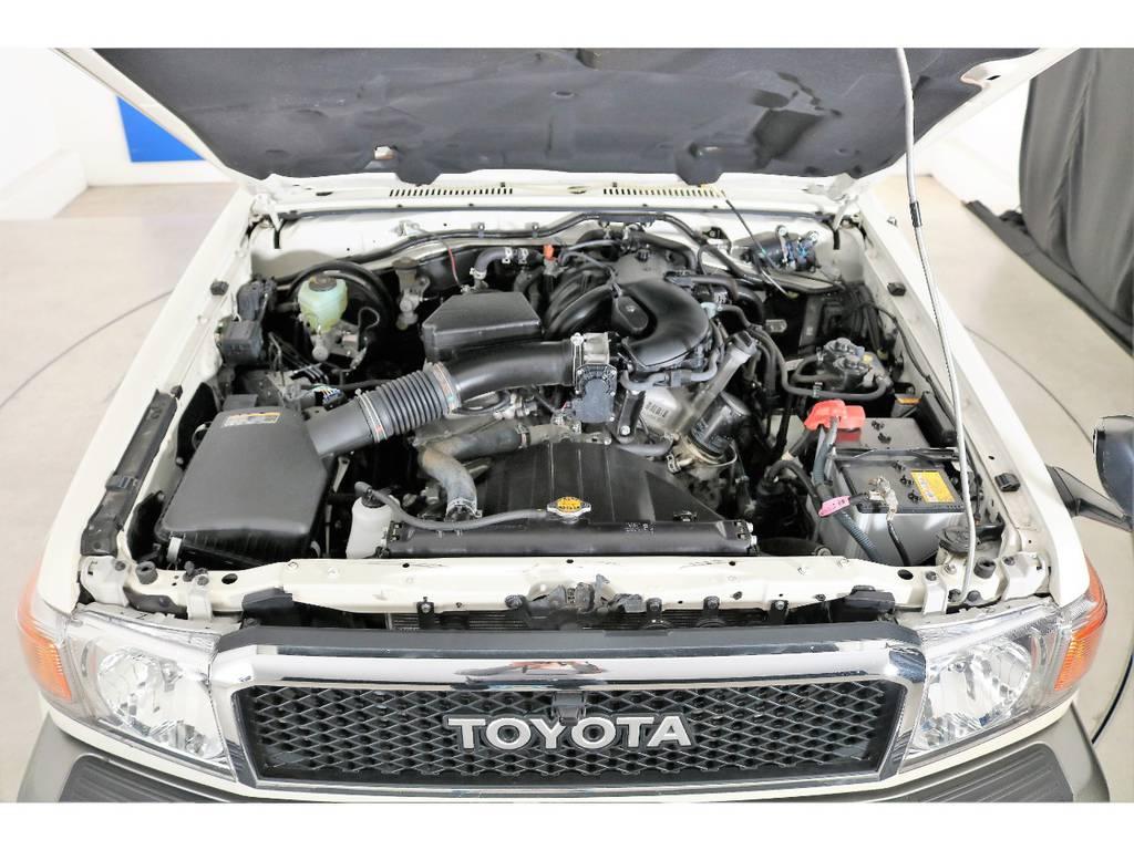 店舗敷地内に工場完備ですので車検から整備までお任せください。 | トヨタ ランドクルーザー70 4.0 4WD オプションデフロック SDナビ