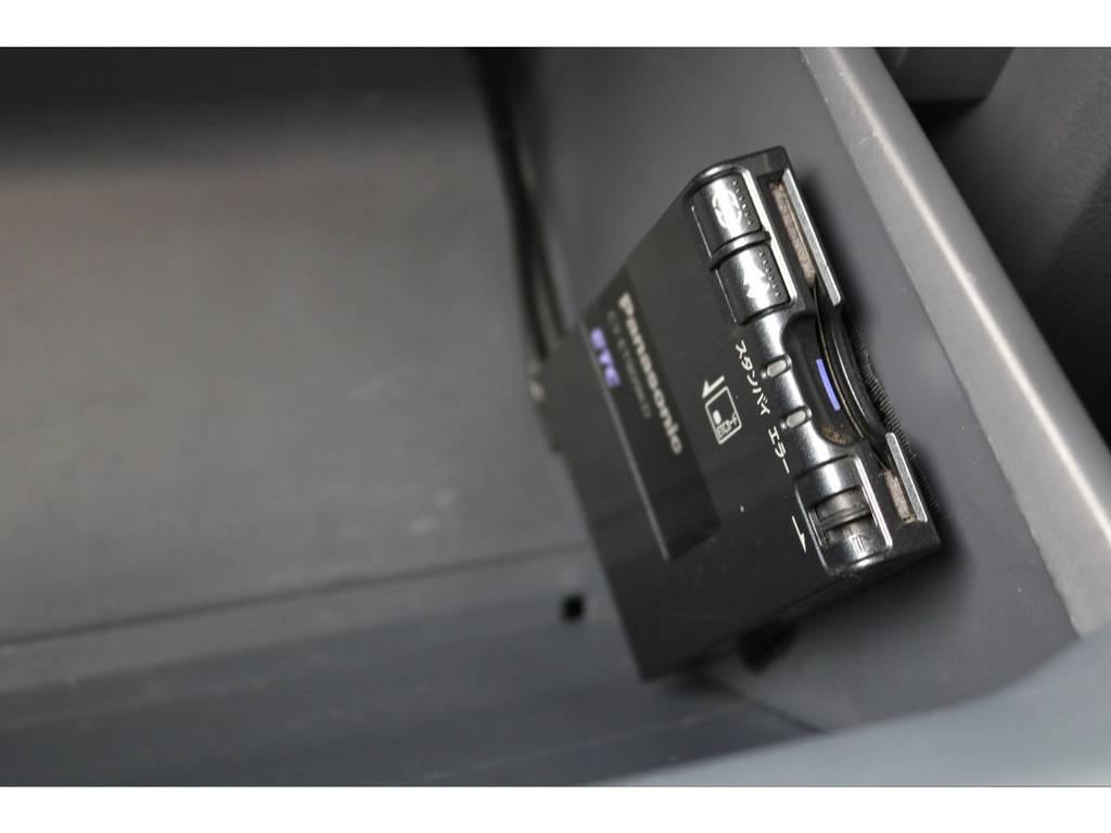 必需品のETCも新品装着! | トヨタ ランドクルーザー70 4.0 4WD オプションデフロック SDナビ