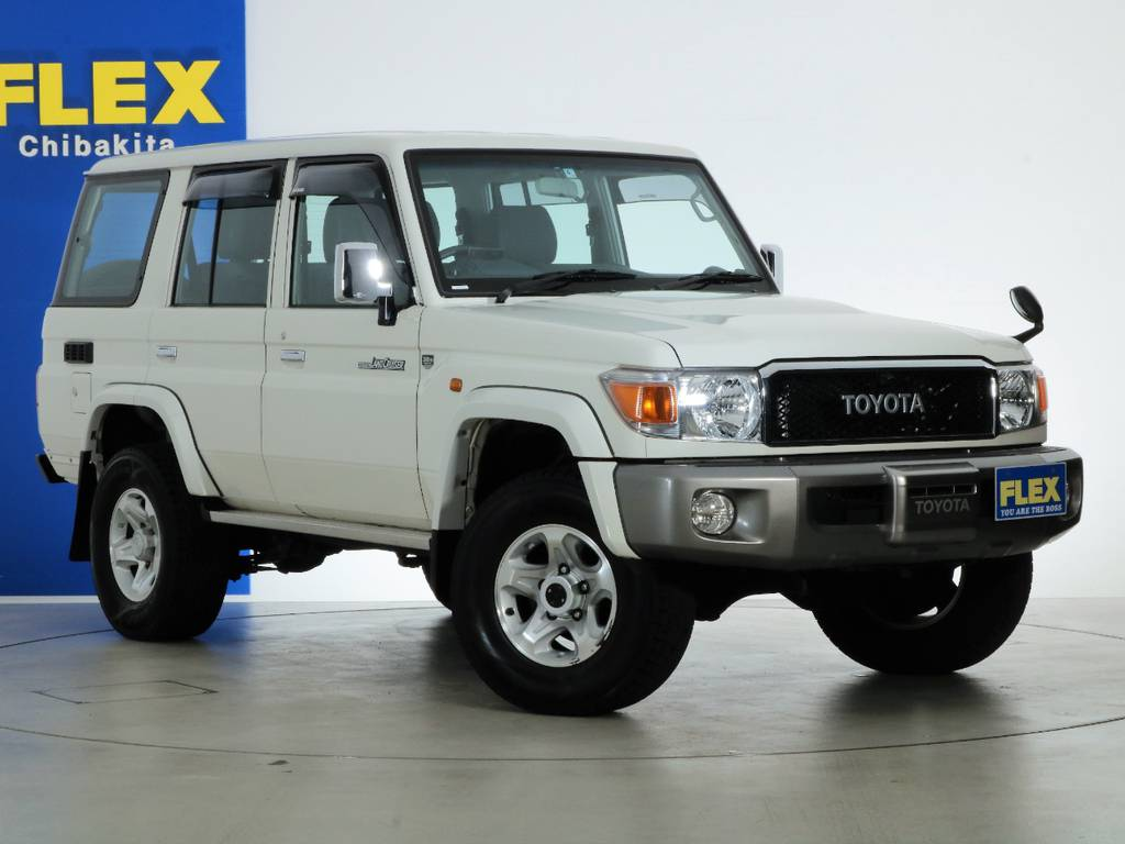 各種任意保険、オートローンも扱っておりますのでお気軽にご相談ください。 | トヨタ ランドクルーザー70 4.0 4WD オプションデフロック SDナビ