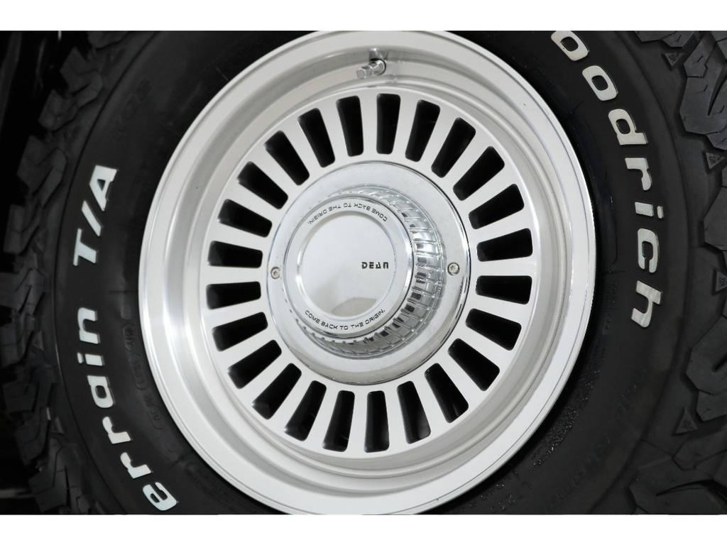 新品DEANカルフォルニア&BFグッドリッチ☆ | トヨタ ランドクルーザープラド 2.7 TX リミテッド 4WD ナロー仕様 SDナビ ETC Bカメラ