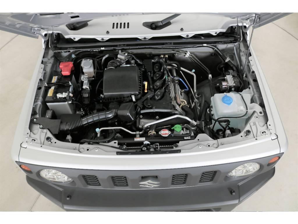 1500ccガソリンエンジン☆ | スズキ ジムニーシエラ 1.5 JC 4WD 8インチナビ ETC Bカメラ