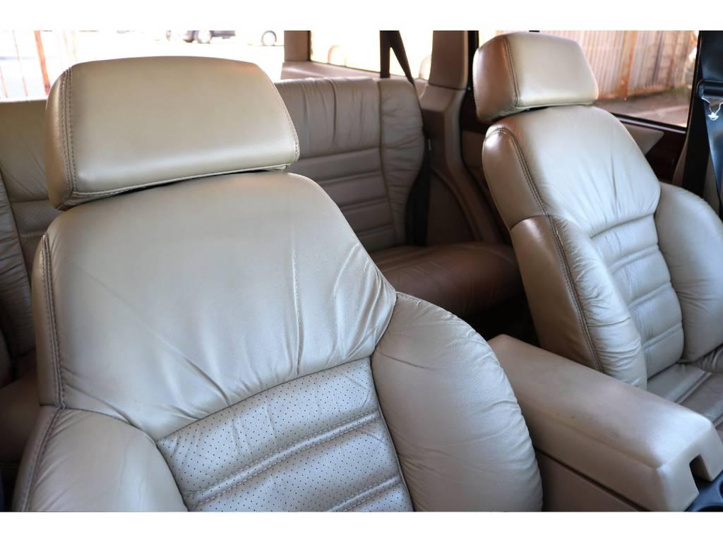 ベージュ革シート☆   ジープ チェロキー リミテッド 4WD