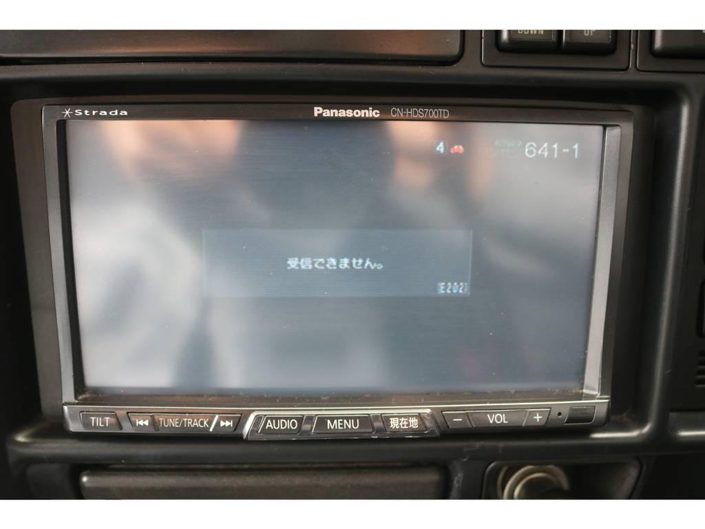 地デジナビ対応ナビ☆ | トヨタ ランドクルーザー80 4.2 VX ディーゼルターボ 4WD 3インチUP HDDナビ バックカメラ