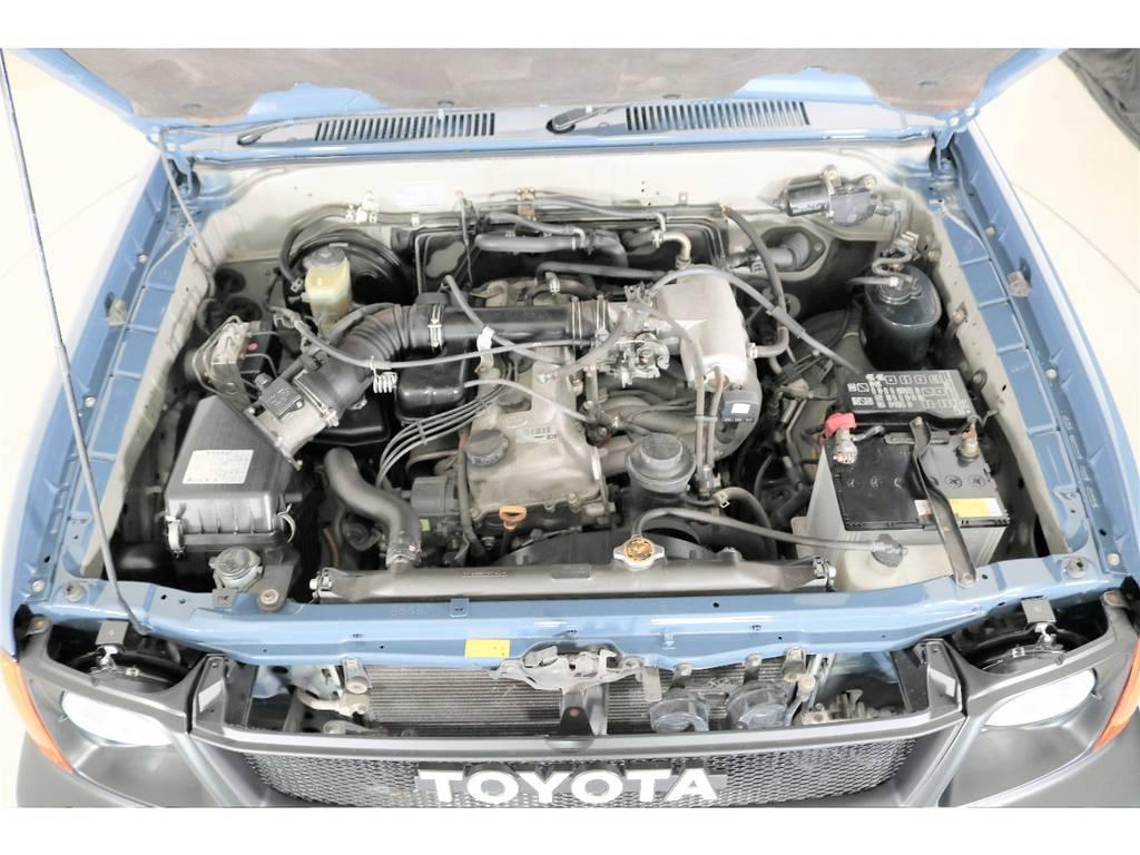 2700ccガソリンエンジン☆   トヨタ ランドクルーザープラド 2.7 TX 4WD ナロー仕様 2インチUP