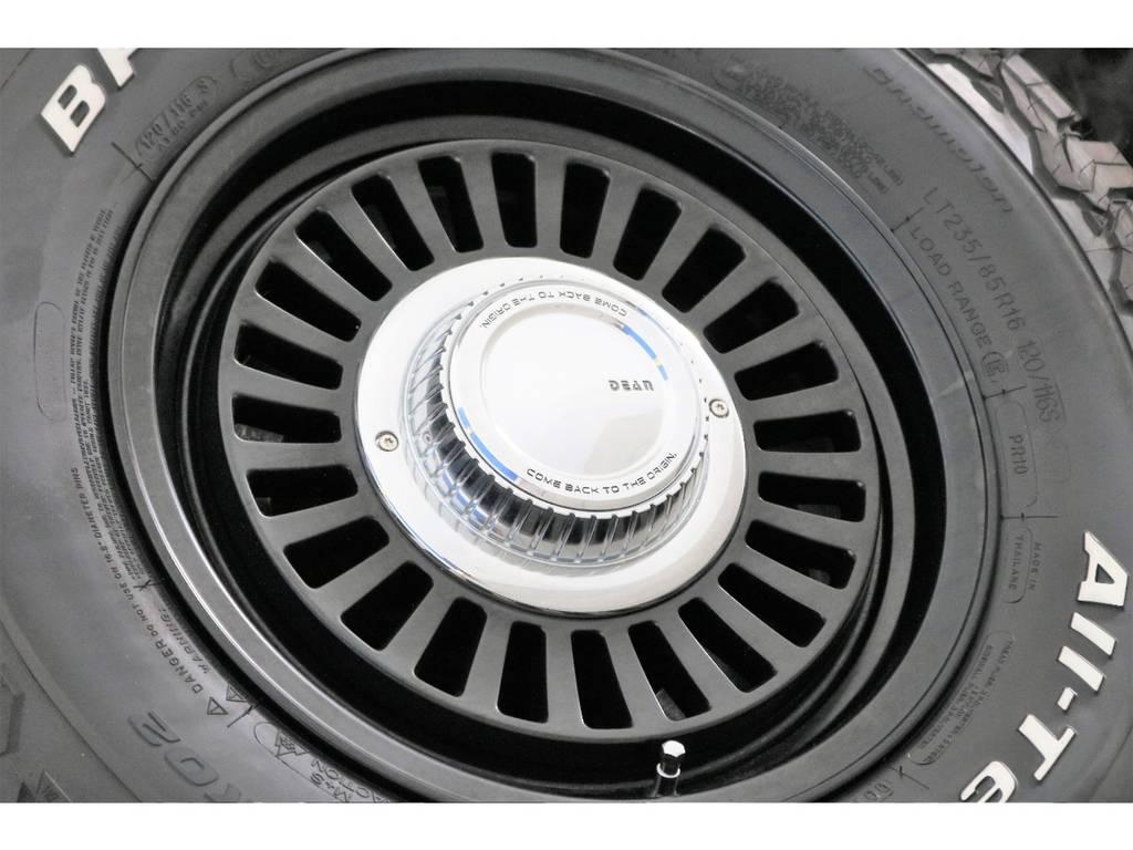 DEANカルフォルニア&BFグッドリッチ☆   トヨタ ランドクルーザープラド 2.7 TX 4WD ナロー仕様 2インチUP