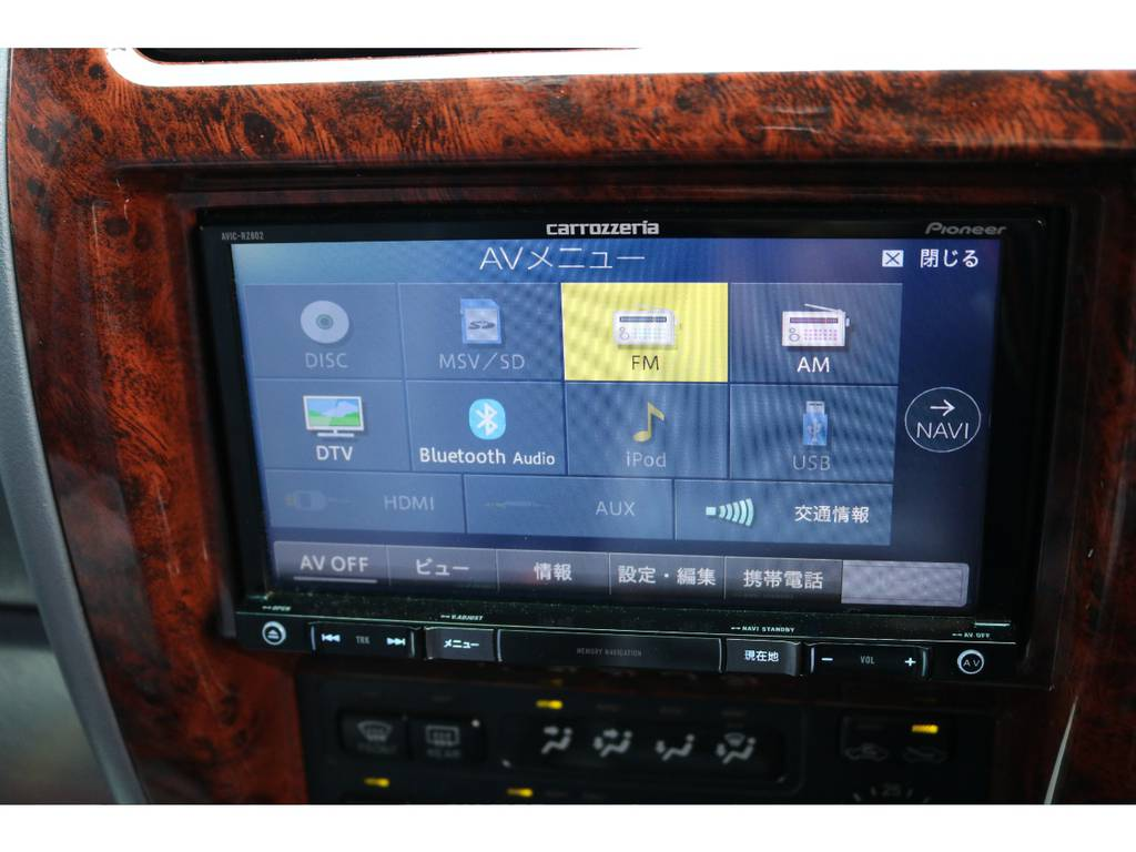 新品カロッェリアナビ☆   トヨタ ランドクルーザープラド 2.7 TX 4WD ナロー仕様 2インチUP