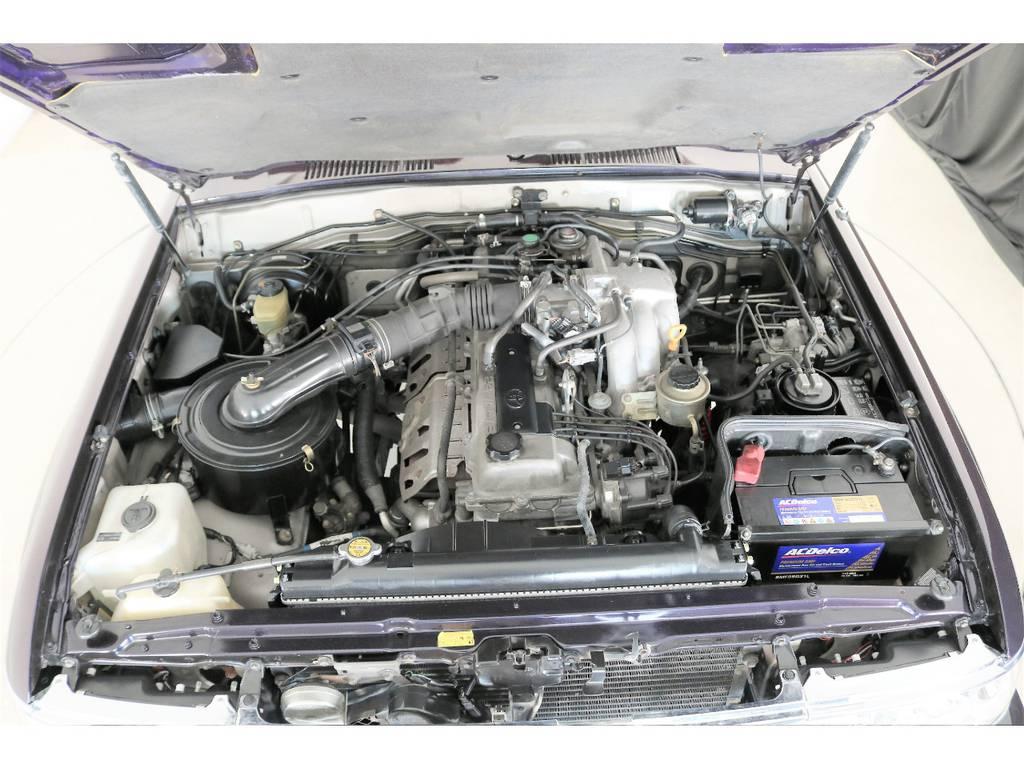 ガソリン4500ccエンジン☆
