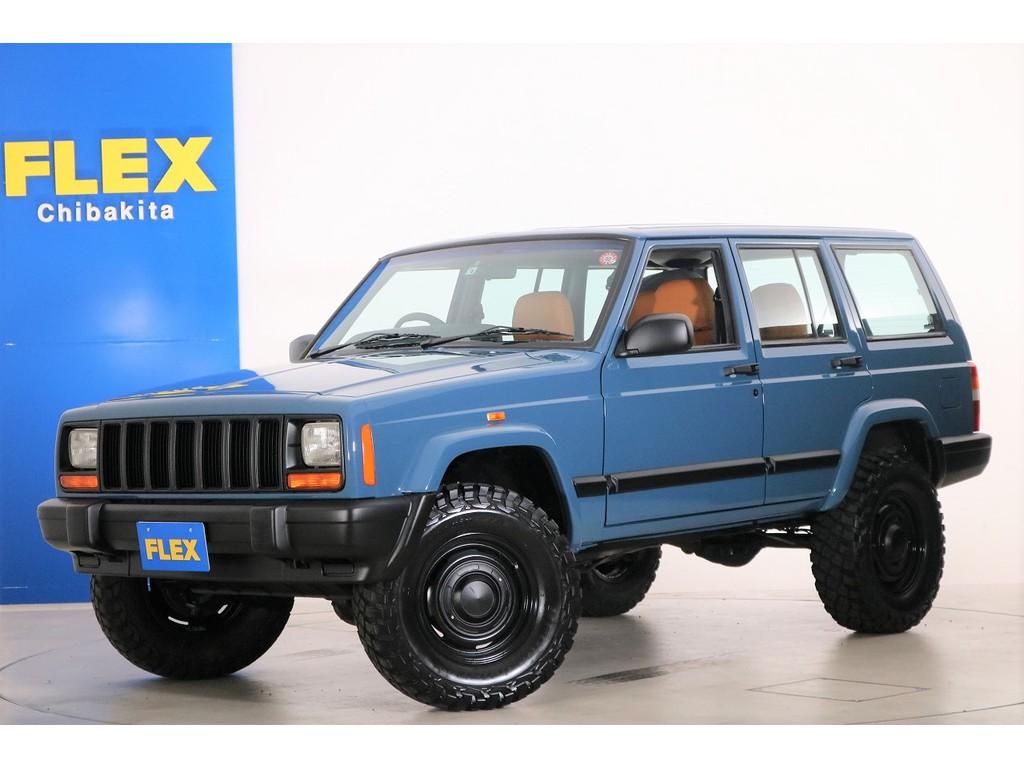 ~1998年式XJチェロキースポーツ 4WD~