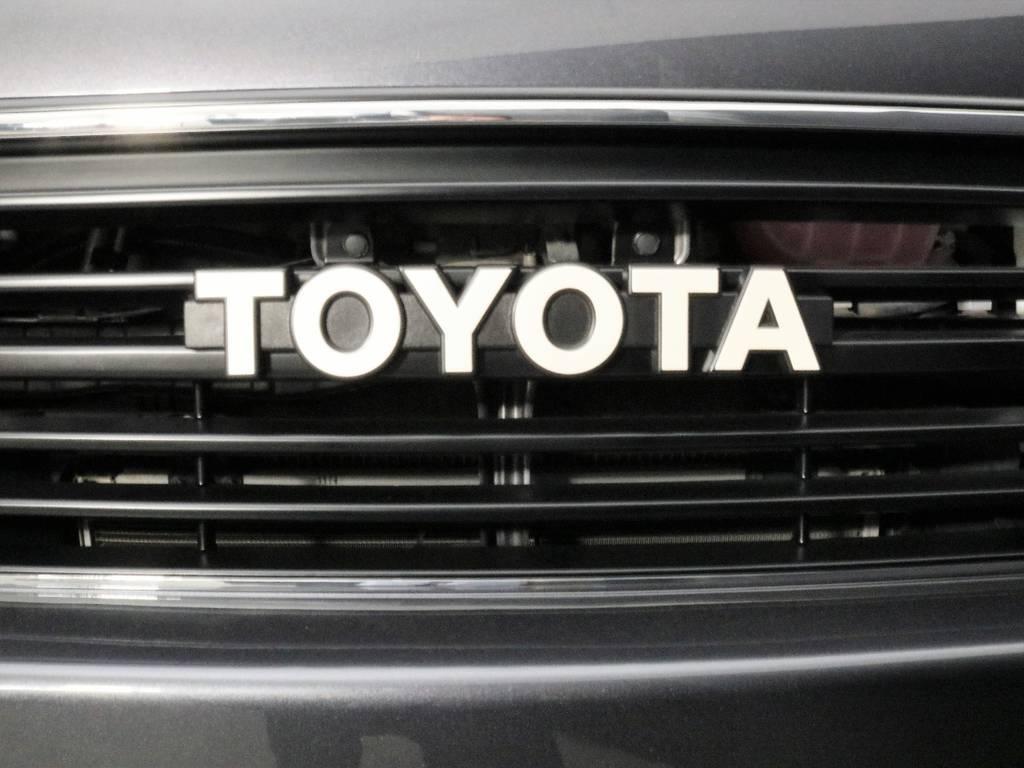 愛らしいロゴ…刺さるわ~ | トヨタ ハイエースバン 2.7 スーパーGL ワイド ロング ミドルルーフ 4WD CoastLines