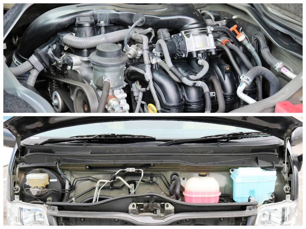 中古車の購入を検討する際、保証範囲や期間がとーっても大事だと思いませんか?当店取り扱い全ての車両にFLEX中古車保証 が付帯します!しかも無料です♪♪ | トヨタ ハイエースバン 2.7 スーパーGL ワイド ロング ミドルルーフ 4WD CoastLines