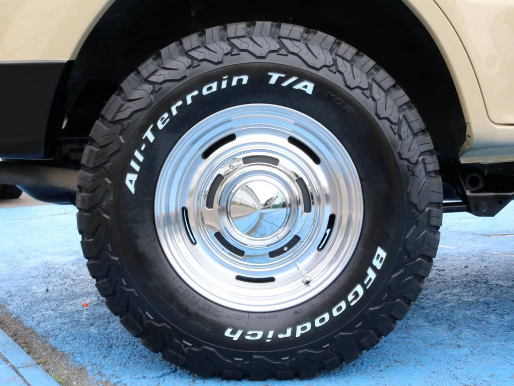 新品DEAN16インチAW☆新品BFG285KO2タイヤ☆ | トヨタ ランドクルーザープラド 3.0 TX リミテッド ディーゼルターボ 4WD 【AMERICANCLASSIC】