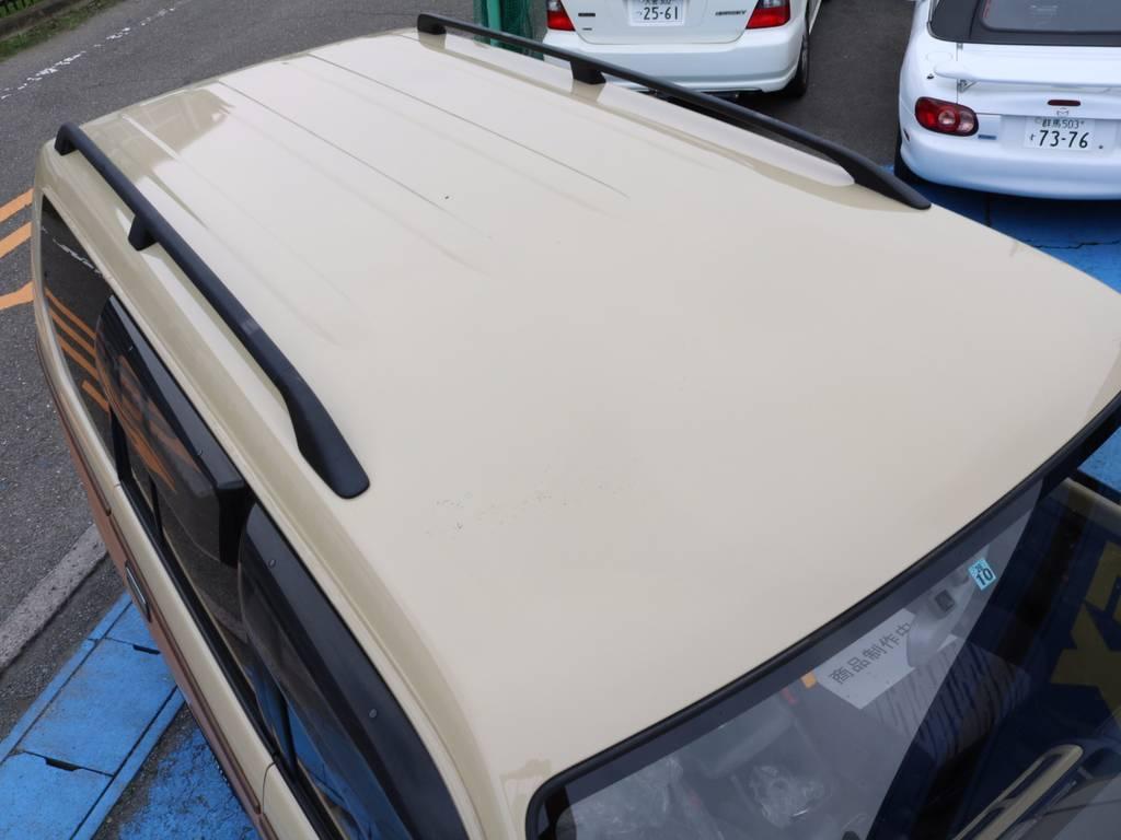 天井面もキレイに保たれております☆ | トヨタ ランドクルーザープラド 3.0 TX リミテッド ディーゼルターボ 4WD 【AMERICANCLASSIC】