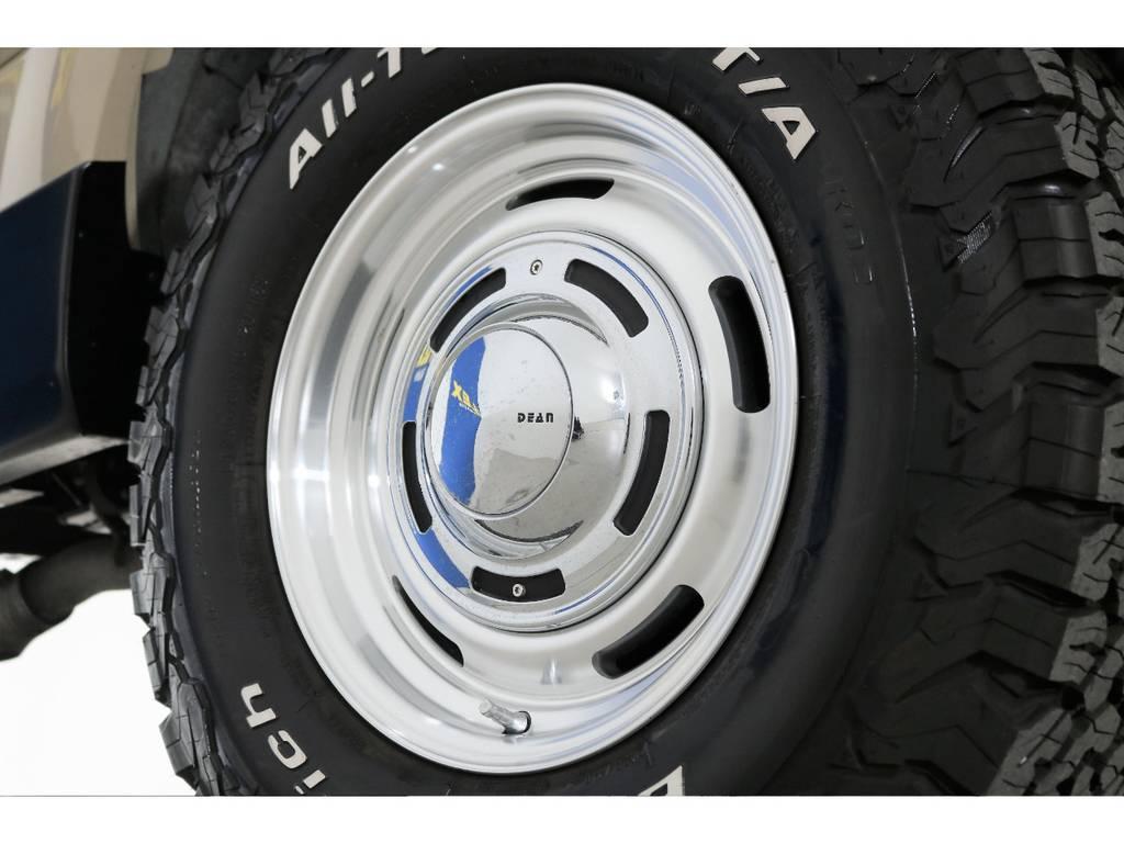 新品DEANカルフォルニアホイール&BFグッドリッチ☆ | トヨタ ランドクルーザープラド 3.0 TX リミテッド ディーゼルターボ 4WD 【AMERICANCLASSIC】
