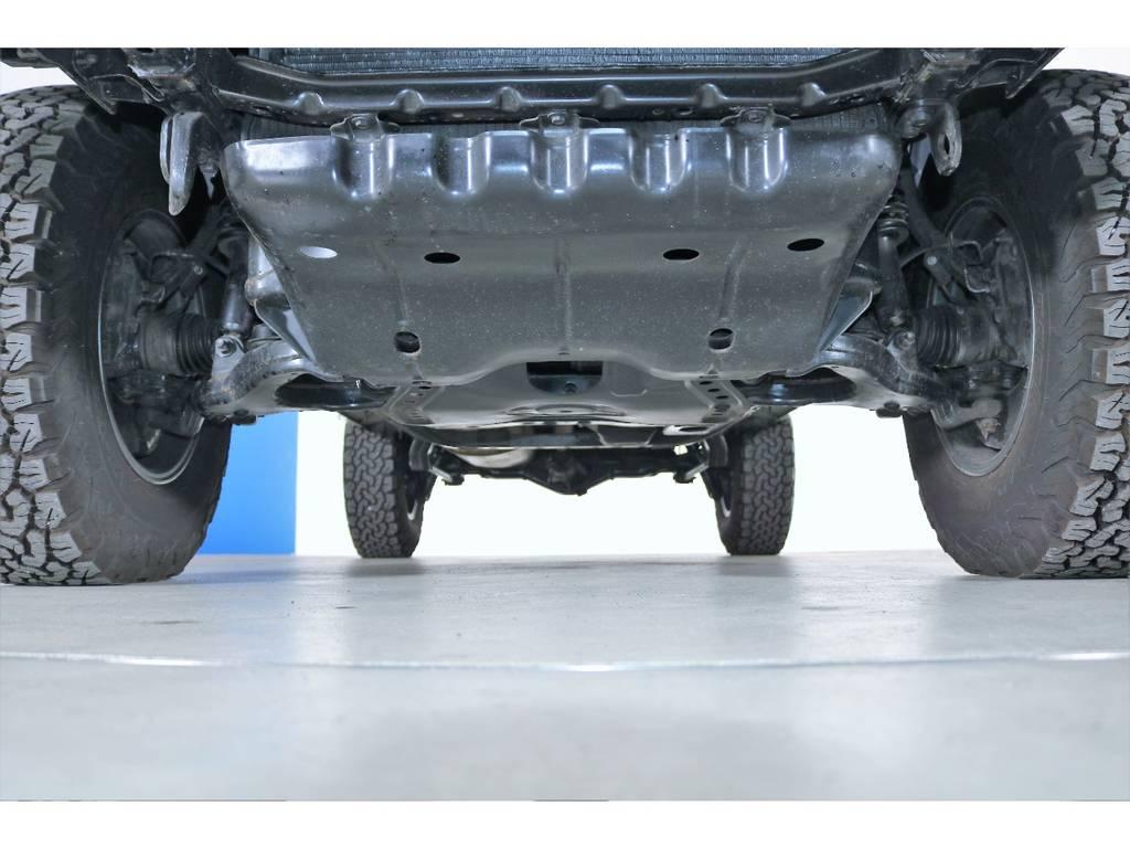 下回りは防錆塗装済み☆ | トヨタ ランドクルーザープラド 3.0 TX リミテッド ディーゼルターボ 4WD 【AMERICANCLASSIC】