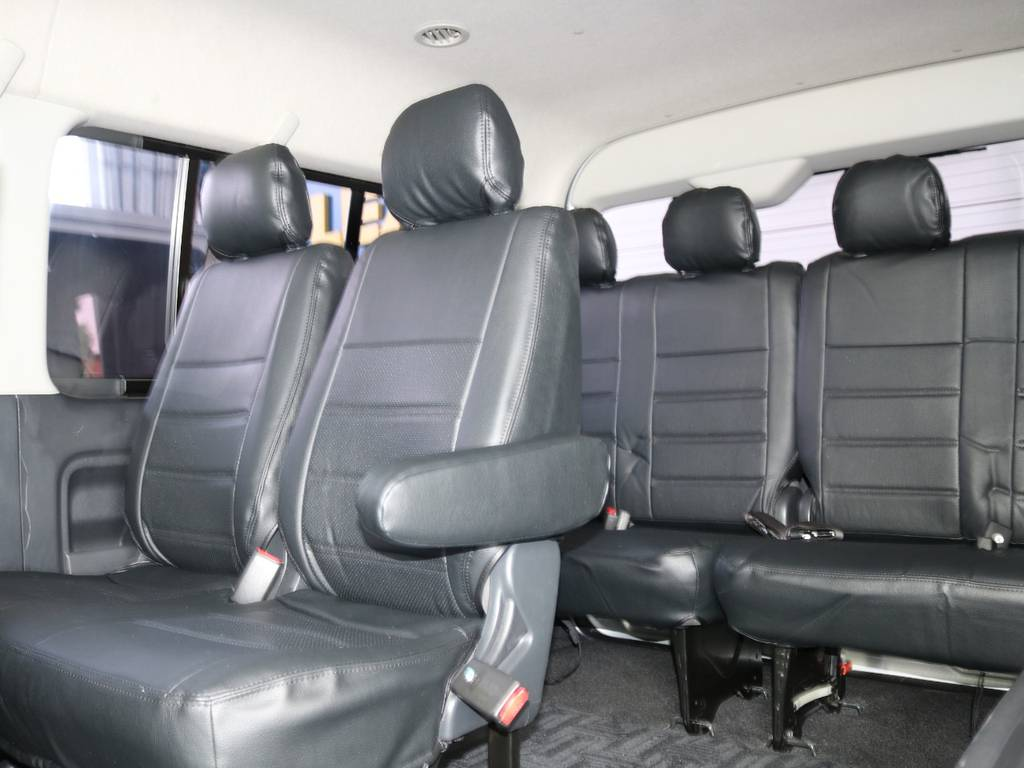 | トヨタ ハイエース 2.7 GL ロング ミドルルーフ 4WD CoastLines