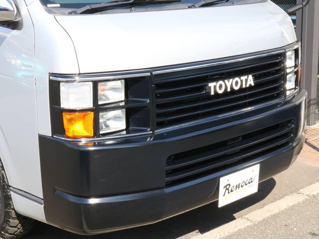 Renoca コーストライン!! | トヨタ ハイエース 2.7 GL ロング ミドルルーフ CoastLines ベットキット付
