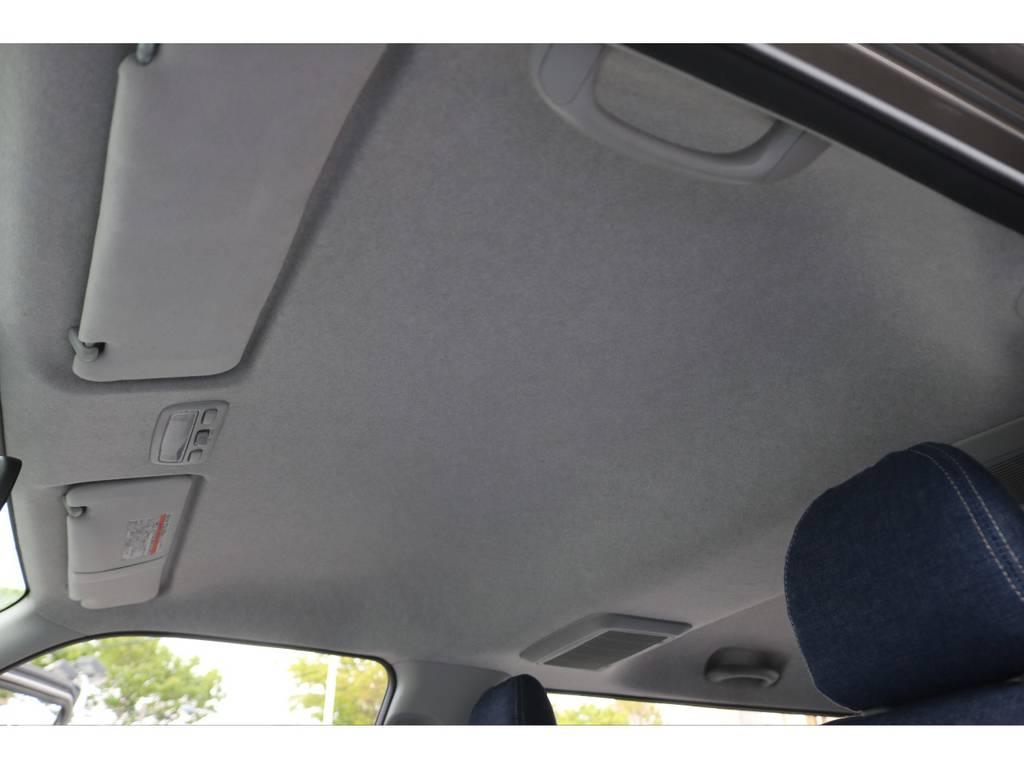 天井も綺麗です! | トヨタ ハイエースバン 2.0 スーパーGL ロング CoastLines