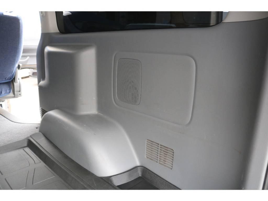 ラゲッジルーム内張です! | トヨタ ハイエースバン 2.0 スーパーGL ロング CoastLines