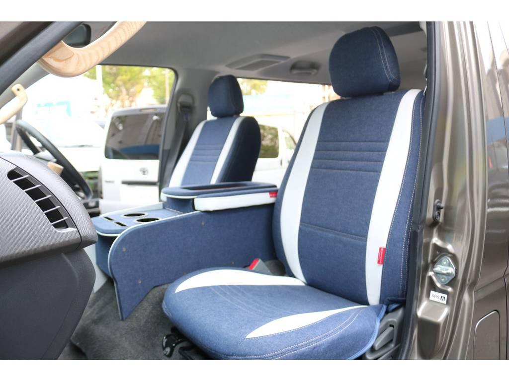 新品クラフトプラスシートカバー! | トヨタ ハイエースバン 2.0 スーパーGL ロング CoastLines