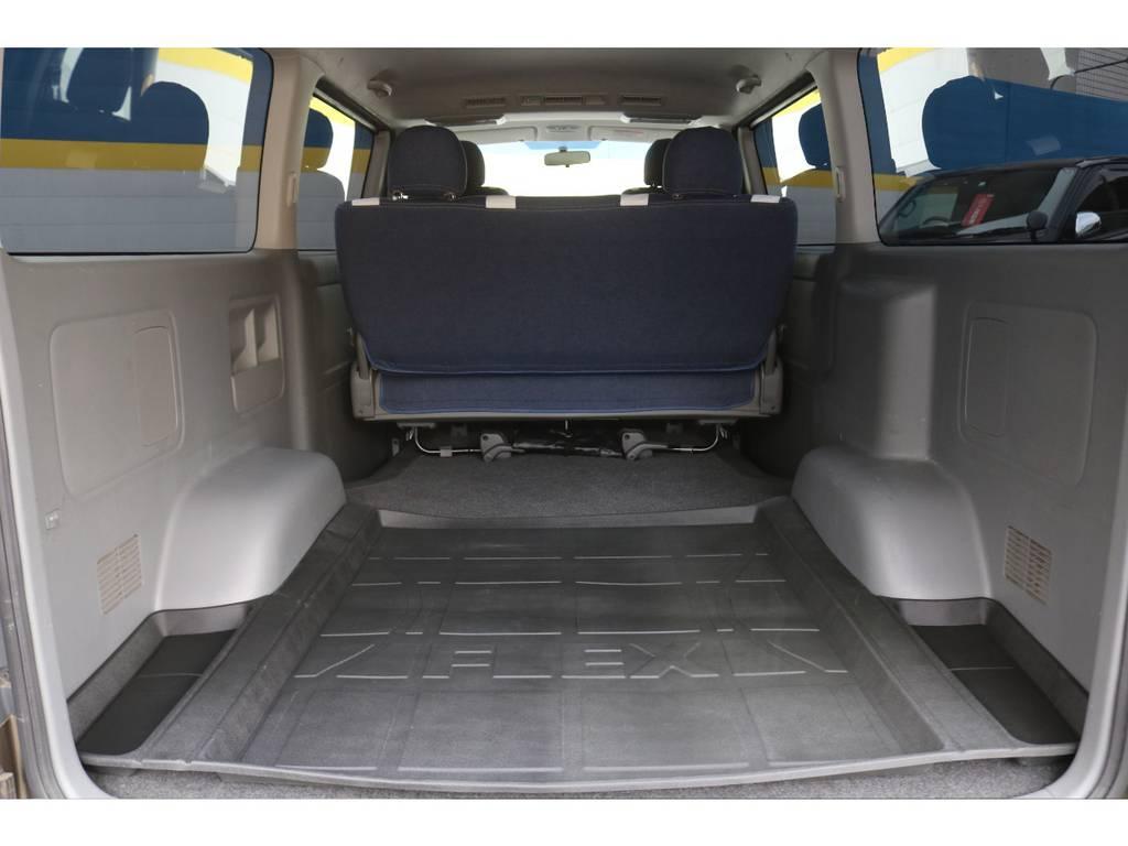 新品FLEXラゲッジトレイ! | トヨタ ハイエースバン 2.0 スーパーGL ロング CoastLines