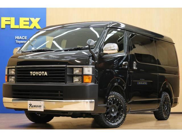 4WD ワゴンGLベースのRenoca CoastLines 内外装フルコンプリート