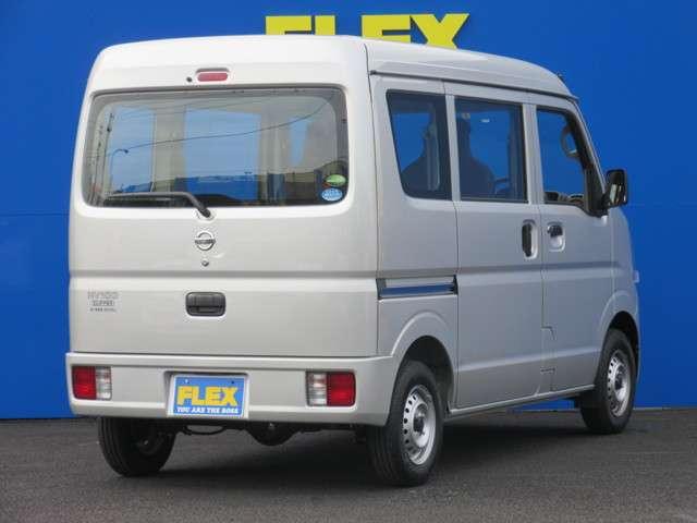 NV100クリッパー 660 DX ハイルーフ 5AGS車