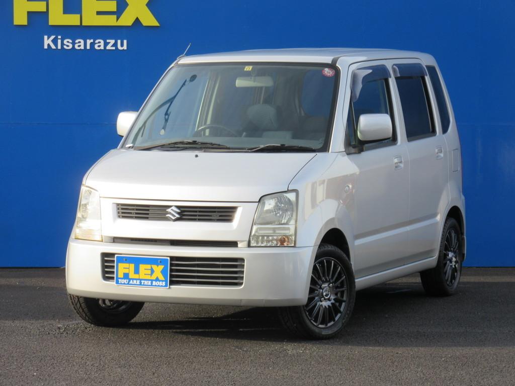ワゴンR660 FX スズキ ワゴンR FX 新品アルミ&タイヤ装着済み