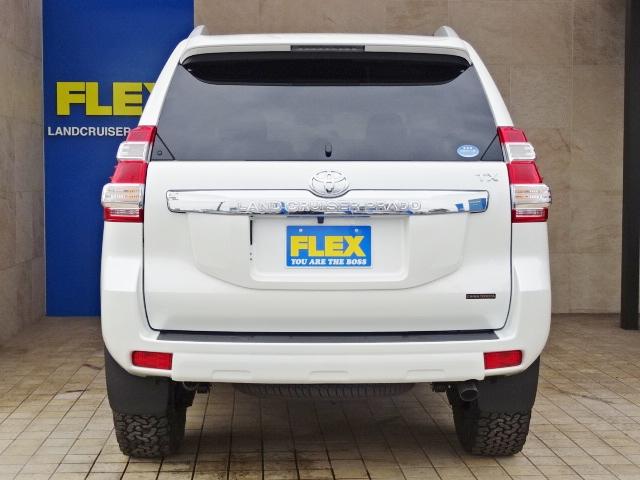 ランドクルーザープラド 2.7 TX Lパッケージ Gフロンティア 4WD
