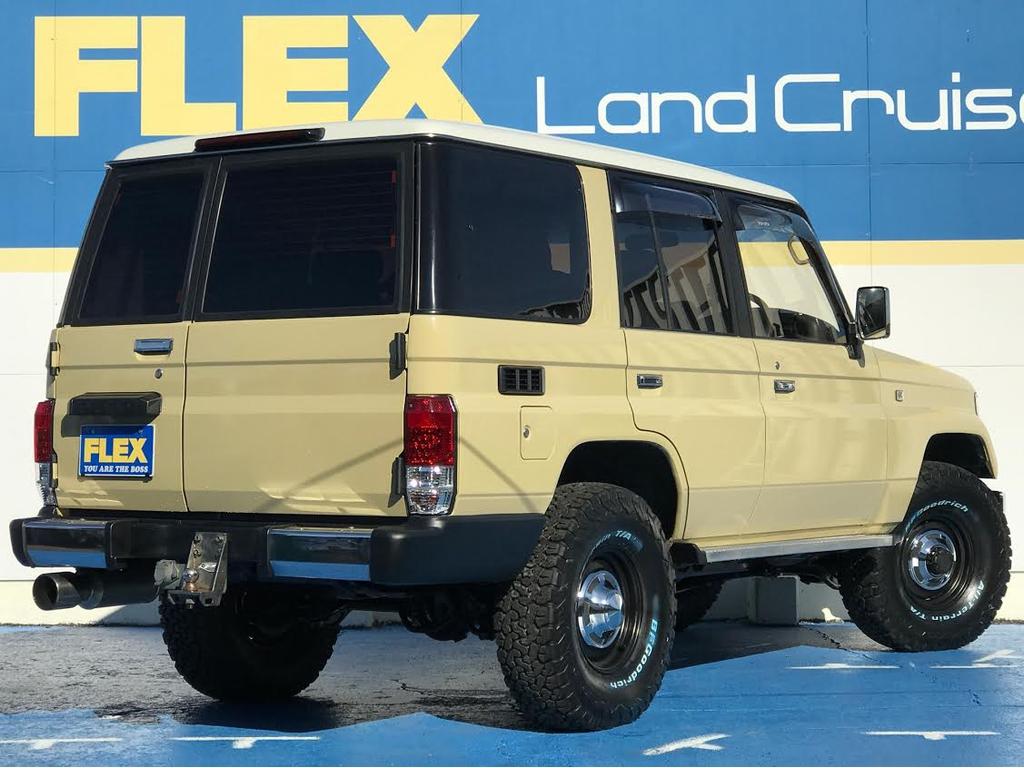 ランドクルーザープラド 3.0 EXワイド ディーゼルターボ 4WD