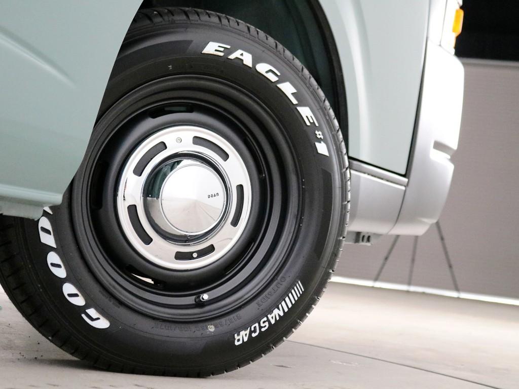 新品 クリムソン DEAN クロスカントリー 16インチホイール!ナスカータイヤも新品となっております♪