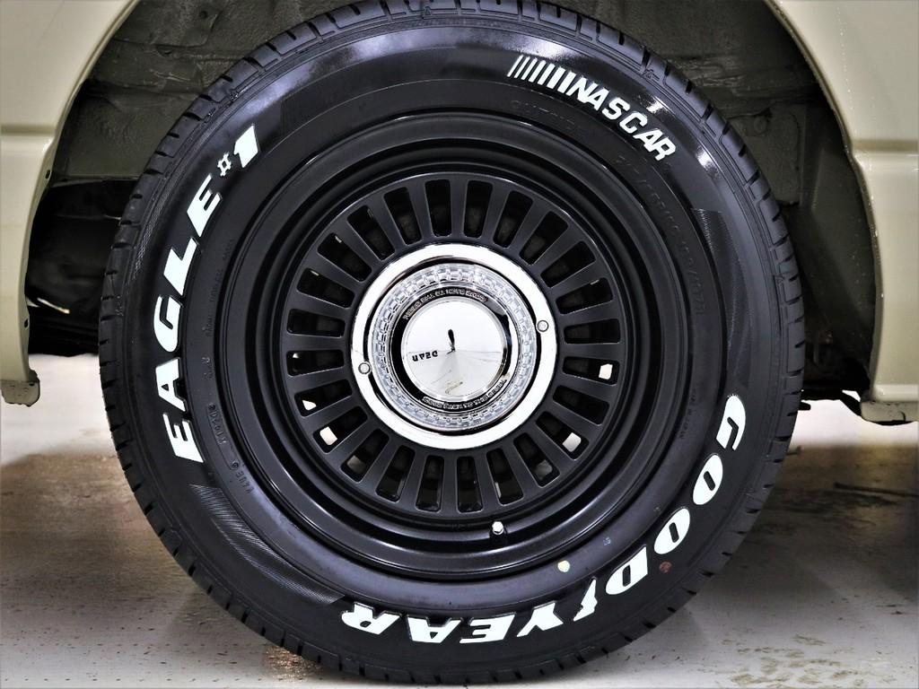新品16inchDEAN CALIFORNIA&新品16inchグッドイヤーナスカータイヤ!