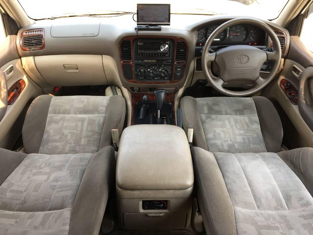 ランドクルーザー100 4.2 VXリミテッド ディーゼルターボ 4WD