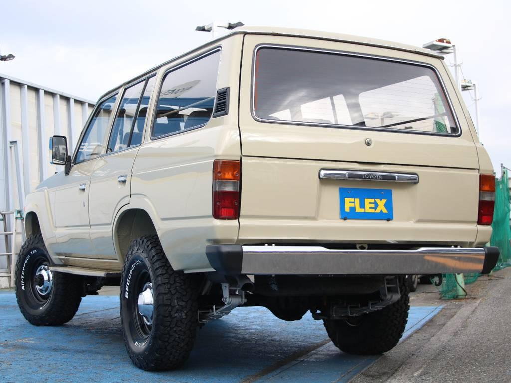 もちろんここからの追加カスタムもご相談下さい☆ | トヨタ ランドクルーザー60 4.0 VX ハイルーフ ディーゼルターボ 4WD VX