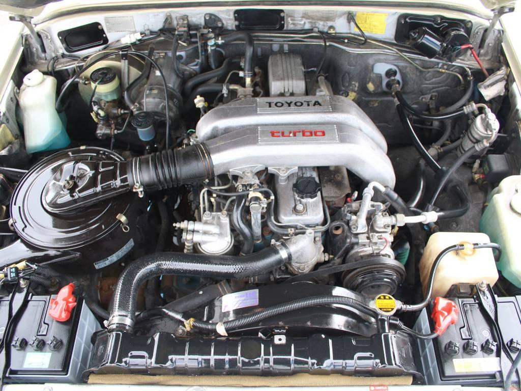 エンジンも快調☆末永くお乗り頂けます☆ | トヨタ ランドクルーザー60 4.0 VX ハイルーフ ディーゼルターボ 4WD VX