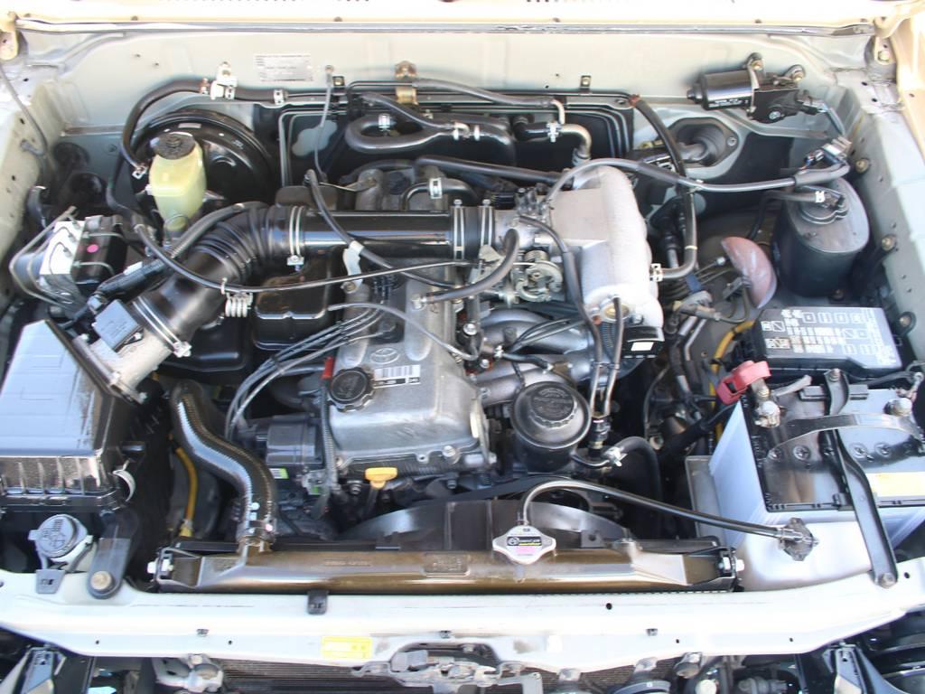エンジンも快調☆末永くお乗り頂けます☆ | トヨタ ランドクルーザープラド 2.7 TX リミテッド 4WD