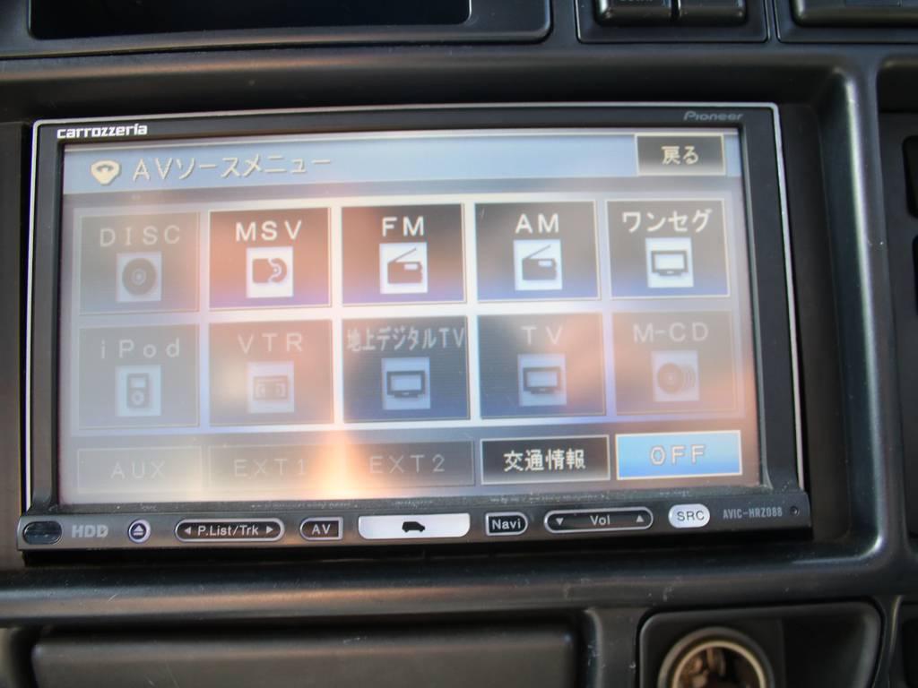 カロッェリアナビ☆ETC☆ | トヨタ ランドクルーザー80 4.5 VXリミテッド 4WD