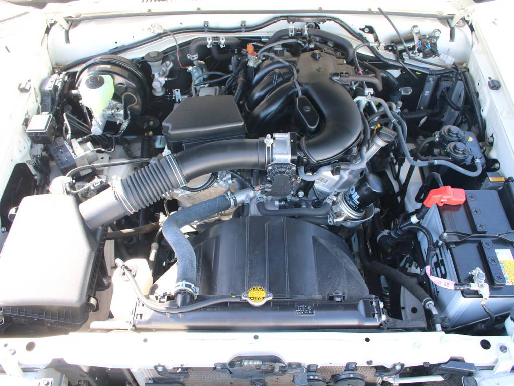 エンジンも快調☆末永くお乗り頂けます☆ | トヨタ ランドクルーザー70ピックアップ 4.0 4WD