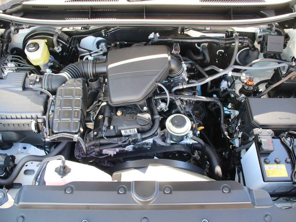 エンジンも新車なので快調☆末永くお乗り頂けます☆   トヨタ ランドクルーザープラド 2.7 TX 4WD 5人