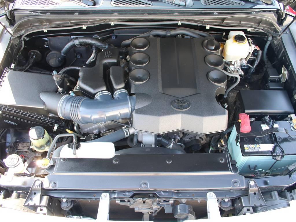 エンジンも快調☆末永くお乗り頂けます☆ | 米国トヨタ FJクルーザー コンビニエンスPKG アップグレードⅡ
