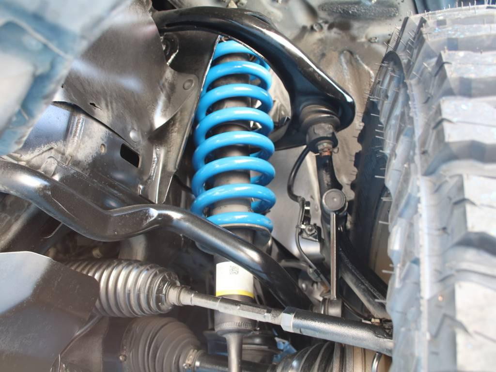 新品2インチリフトアップ☆当社オリジナル新品コイルスプリング☆ | トヨタ FJクルーザー 4.0 ブラックカラーパッケージ 4WD